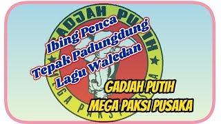 Download lagu Ibing Penca Tepak Padungdung Lagu Waledan Perguruan Pencak Silat Gadjah Putih Mega Paksi Pusaka MP3