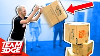 Repeat youtube video Box FLIP Challenge!!