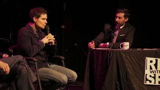 Michael Ian Black remembers when Sam Rockwell appeared in Stella