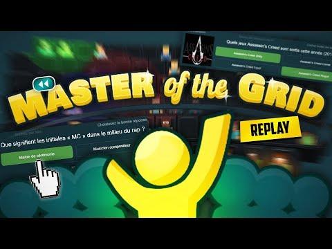 1ère fois sur Master of the Grid avec les viewers !