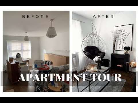 HOME TOUR (DESENIO 25% OFF DISCOUNT) | BEFORE & AFTER | LIVING ROOM | SARAHJOHOLDER