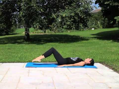 Bulle de Pilates : petits exercices estivaux