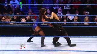 Maxine vs Aksana on Superstars (16-02-2012)