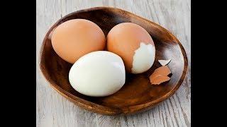 Яйца без скорлупы. Как сварить много яиц быстро и просто! Лайфхаки с яйцами. Лайфхаки с едой.