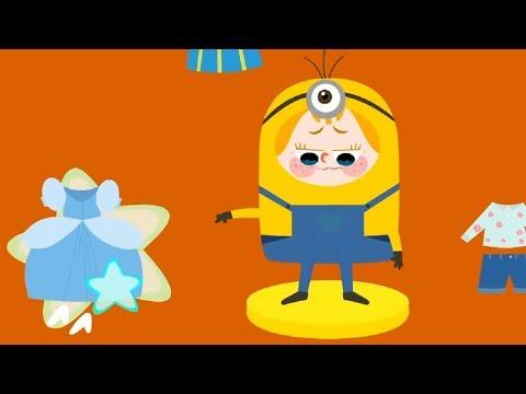 Машины одёжки - все серии сразу - мультфильм для девочек