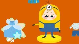 Download Машины одёжки - все серии сразу - мультфильм для девочек Mp3 and Videos