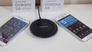 Samsung Qi Wireless Charging Pad for Galaxy S6 and S6 Edge Review