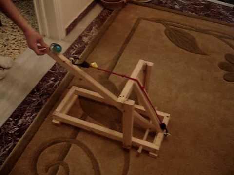 The Backyard Ogre Catapult catapult - youtube