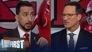 Download 49ers or Chiefs? Who is the better team playing in Super Bowl LIV | NFL | FIRST THINGS FIRST Mp3 and Videos