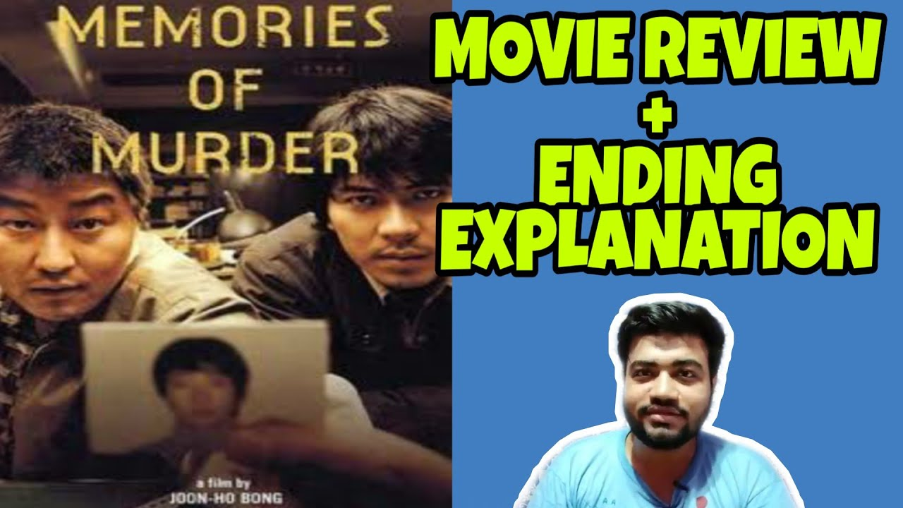Memories Of Murder Review Ending Explanation Youtube