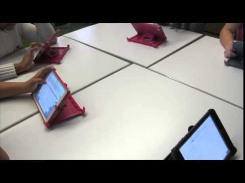 iPads @ Bonn International School