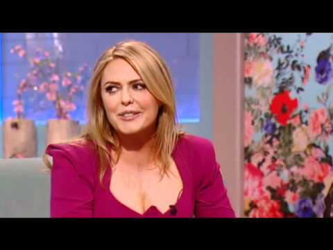 Patsy Kensit Interview on Fern - Channel 4