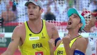 FIVB Beach Volleyball World Championship Mazury 2013 - Recap