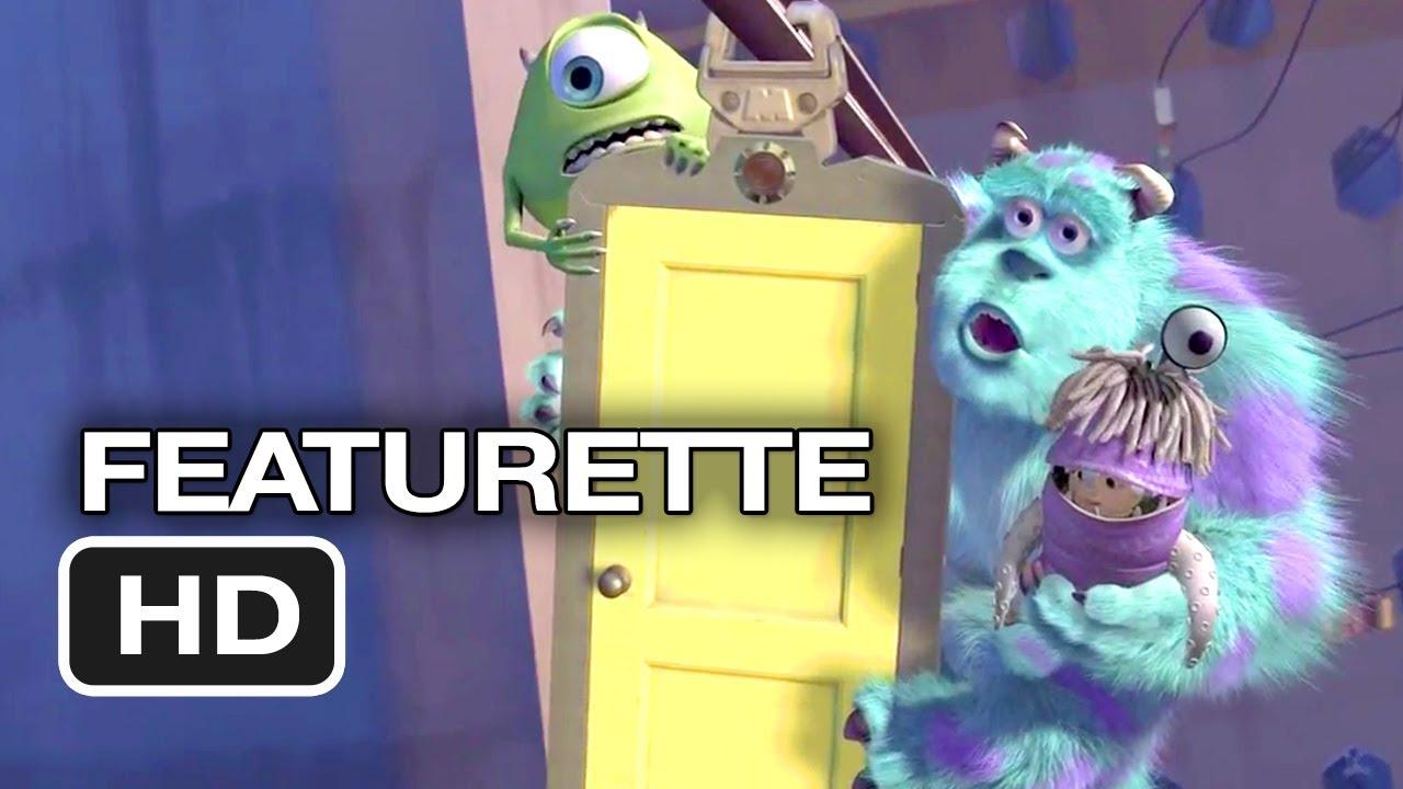 Monsters Inc 3d Featurette 2001 Disney Pixar Movie Hd Youtube