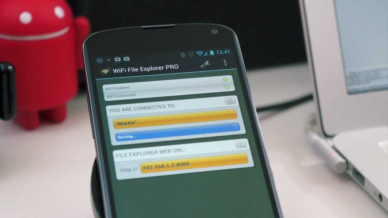 Easily Transfer Files Between Your Android and PC With These Apps |  Pocketnow