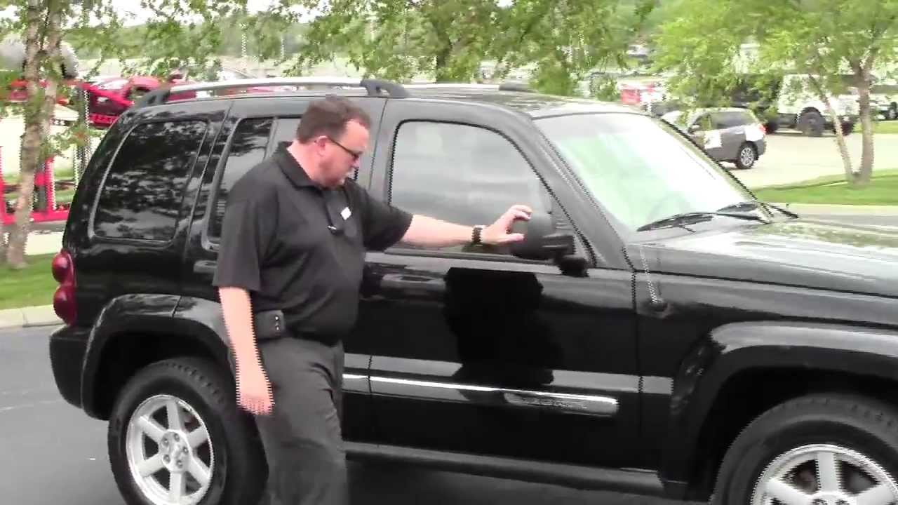 Used 2005 Jeep Liberty Sport 4wd For Sale At Honda Cars Of Bellevue 4x4 Bellevuean Omaha Dealer