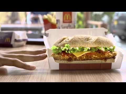 My Dad | BBQ Chicken Legend Deluxe | TV Ad | McDonald's UK