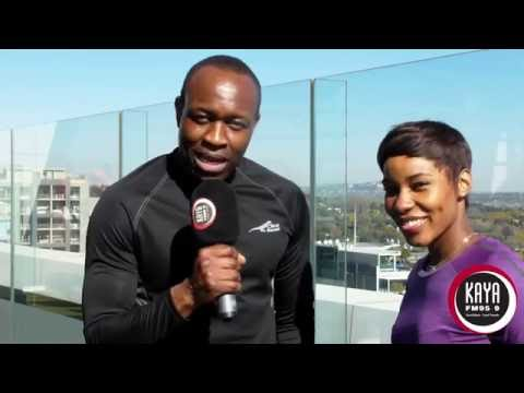 Mapule, South Africa's next fitness star