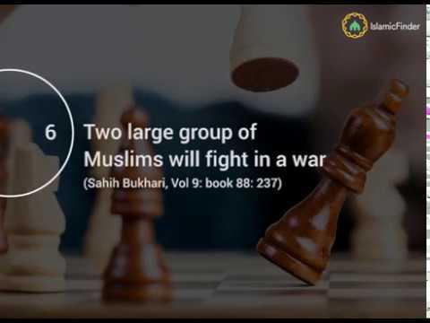 48 signs of Qiyamah | IslamicFinder