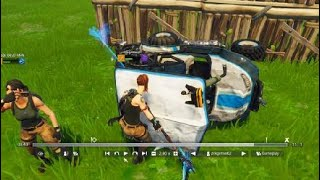 EXPLICATION OF GLITCH WR ON FORTNITE! 509 091 IN THE AIRS!