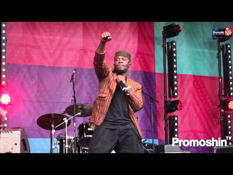 FUSE ODG Opens Show & Performs 'AZONTO' LIVE at #AugustInAfrica15