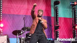 FUSE ODG Opens Show & Performs