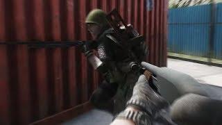Dymy z Czarkiem na kontenerach - Escape from Tarkov / 14.01.2020 (#7)