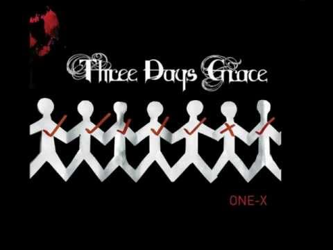 Three Days Grace - Never Too Late HQ
