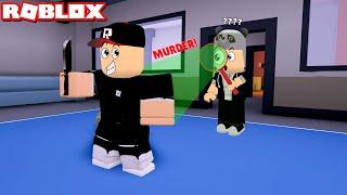 Kimin Katil Olduğunu Bulan Cihazı Kullandım!! - Panda ile Roblox Murder 15