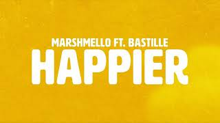 Marshmello - Happier [MP3 Free Download]