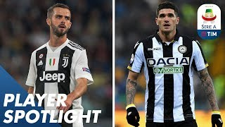 De Paul & Djidji Are The Fastest, Pjanić's Midfield Masterclass! | Player Spotlight | Serie A