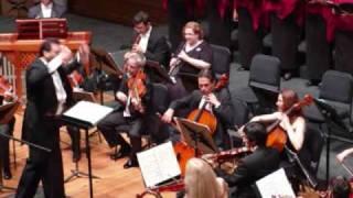 Alla Hornpipe; Water Music, Suite No. 2 ; Handel; Moisés Sánchez Ross, Collegium Musicum Bach