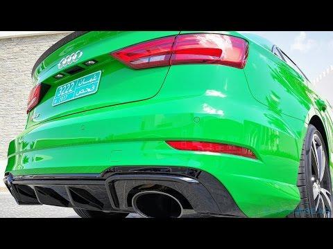 2018 Audi Sport RS 3