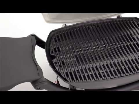 weber q 2000 gas grill youtube. Black Bedroom Furniture Sets. Home Design Ideas