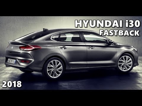 2018 hyundai i30 fastback official youtube. Black Bedroom Furniture Sets. Home Design Ideas
