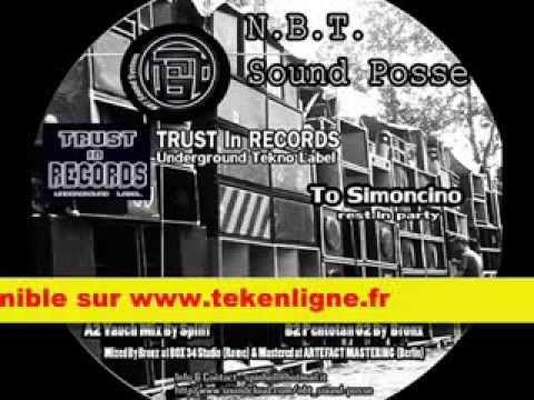 Trust In Records - Spliff + Bronx (N.B.T. Sound System)