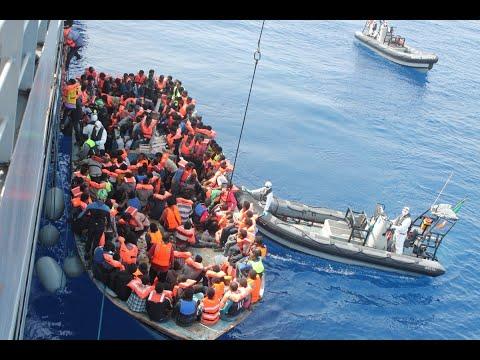 المفوضية الأوروبية تحذر من الحلول الوقتية لإنقاذ المهاجرين  - نشر قبل 23 ساعة