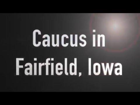 Bernie Sanders For President 2016 Fairfield IA DA2 MP4