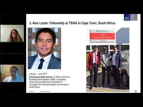 ESMT MBA Webinar: The Responsible Leader Fellowship