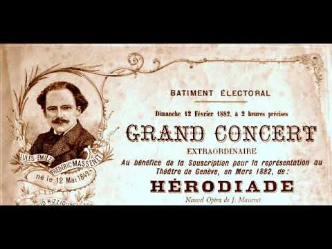 Edmond Glück - Hérodiade