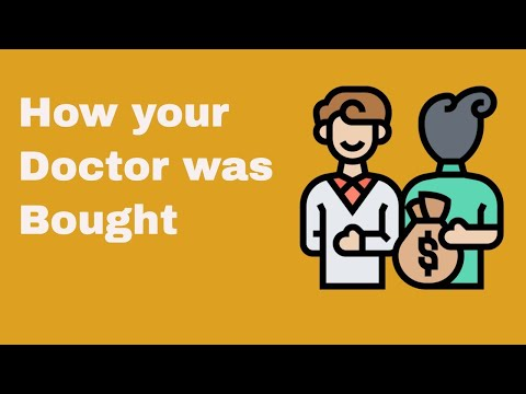 How we have been lied to by Big Pharma