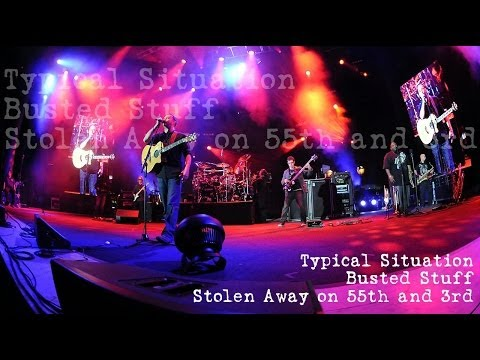 Dave Matthews Band - Typical Situation - Busted Stuff - Stolen Away On 55th & 3rd - (Audios)