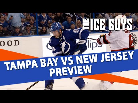 Tampa Bay vs New Jersey | Ice Guys Clips | Free NHL Picks
