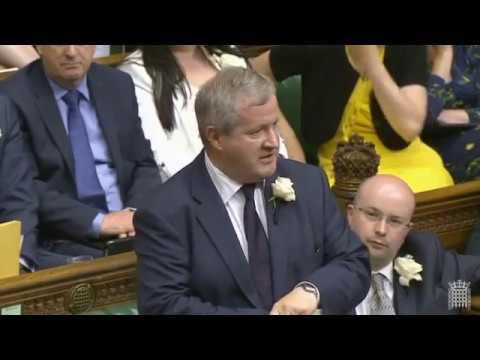 Queen's Speech Debates 2017 - Ian Blackford