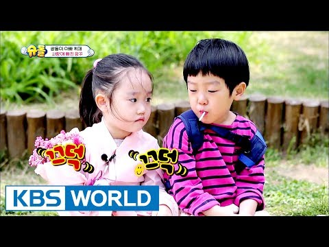 The Return of Superman | 슈퍼맨이 돌아왔다 - Ep.183 : A Good Day to Love [ENG/IND/2017.05.28]