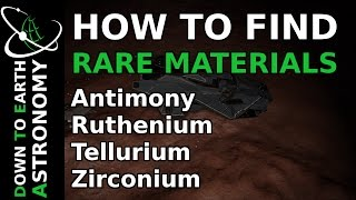 HOW TO FIND RARE ENGINEERING MATERIALS | ELITE DANGEROUS