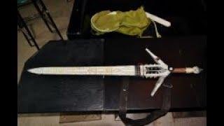 Гитара- меч своими руками (Меч Геральта- Арондит) DIY Sword guitar (Witcher III 3 Aerondight)