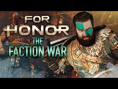 For Honor Tips: What is & How to Win The Faction War