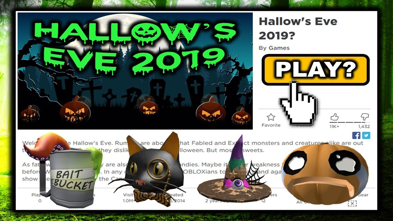 Will There Be A Halloween Event This Year Roblox Youtube