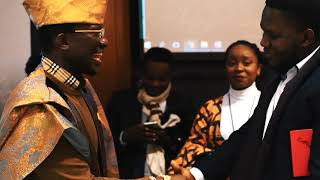 Nana Kwame Bediako Speaks at Harvard Business School